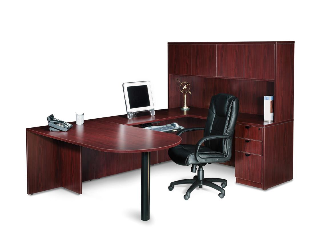 office desks ebay. U-Shape Desks With Hutch Office Ebay